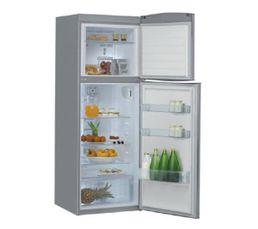 Réfrigérateur 2 portes WHIRLPOOL WTE2921A+NFS silver