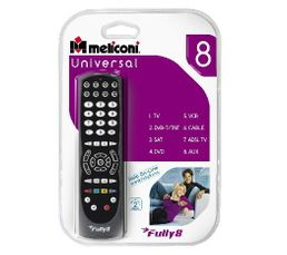 T�l�commande MELICONI Fully 8