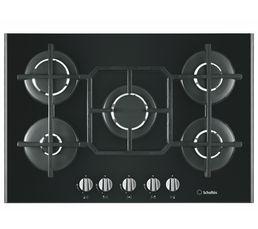 Plaques - Table gaz SCHOLTES TV 750 GH BK