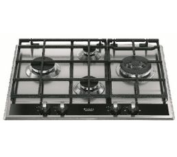 Plaques - Table gaz HOTPOINT PK 640 RLGHHAIX