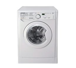 Lave-linge hublot s�chant INDESIT EWDD7145W FR Blanc