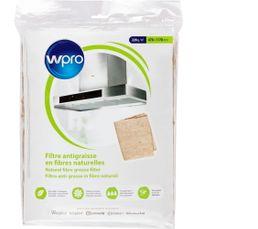 WPRO Filtre de hotte à découper Anti-graisses 220g NGF221