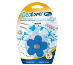 Climatisation - Désodorant climatiseur WPRO Fleur de coton