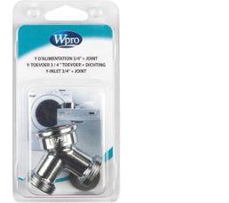 Accessoires Lavage - Y d'alimentation WPRO YAL100