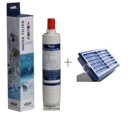 Accessoires Froid - Filtre à eau réfrigérateur US WPRO SBA001