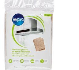 WPRO Filtre de hotte à découper Anti-graisses 330 g NGF331