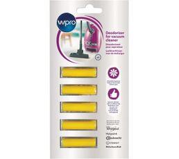 Accessoires Entretiens Des Sols - Parfum aspirateur WPRO Parfu a citron x5 ACT050