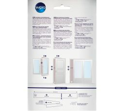 Kit d'évacuation climatiseur WPRO CAK002