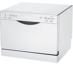 Lave vaisselle gain de place candy cdcf 6 e