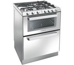 Trio cuisinière+lave vaisselle ROSIERES TRM60RB