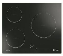 Plaques - Table vitrocéramique CANDY CH630C/1 noire
