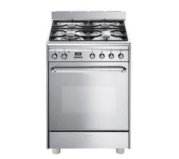 Cuisinières - CUISINIERE GAZ SMEG CP 60 X 9