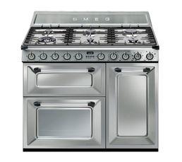 Cuisinières - Cuisinière gaz SMEG TR93X