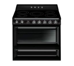Cuisini�res - Cuisinère induction SMEG TR90IBL