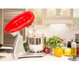 Robot pâtissier SMEG SMF01RDEU