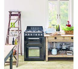 Cuisinières - Cuisinière gaz SMEG TR62BL
