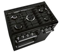 Cuisinière gaz SMEG BM93BL