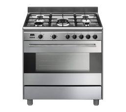 Cuisini�res - Cuisinière gaz SMEG BG91X9