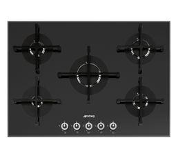 table gaz smeg pv175n 1 plaques but. Black Bedroom Furniture Sets. Home Design Ideas