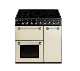 SMEG Cuisinière induction BM93IP