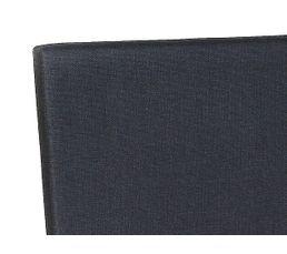 Tête de lit noir 160 cm SIGNATURE BLAKE