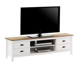 Meuble tv pas cher for Meuble tv petite largeur