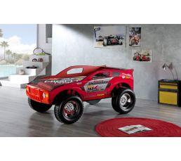 Lits - Lit 90x190 cm DAKAR rouge
