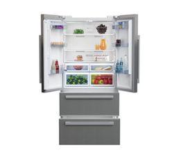 R�frig�rateurs Et Combin�s - Réfrigérateur américain BEKO GNE 60521 X