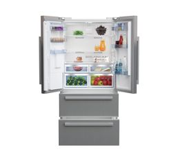 BEKO Réfrigérateur multi-portes BGN6539XP inox