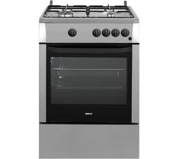Cuisinières - CUISINIERE GAZ BEKO CSG 62010 FX