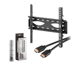 Support mural+HDMI+nettoyant SONOROUS EVO6115