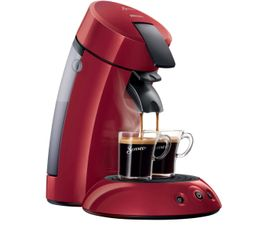 Cafeti�res & Expressos - Machine à dosettes PHILIPS HD7817/91