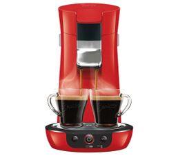 Cafetière à dosette PHILIPS HD7829/81 Viva rouge