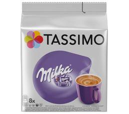 Accessoires Petit Déjeuner - Dosette Tassimo TASSIMO Milka x 8