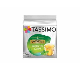 Dosette Tassimo TASSIMO Thé vert menthe