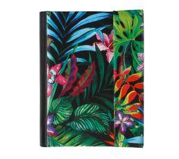Accessoires Bureau - Carnet 120 pages 8X10,6 Multicolore