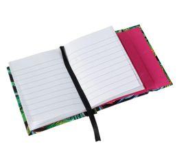 Carnet 120 pages 8X10,6  Multicolore