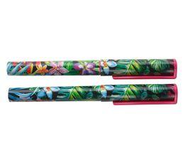 Stylo à bille set 2 pièces  Multicolore