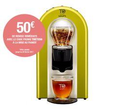 Bouilloires Et Théières - Machine à Thé T.O by Lipton KRUPS TE500300 Vert anis