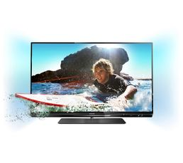 T�l�viseurs - TV LED 3D 42'' 107 cm PHILIPS 42PFL6007H