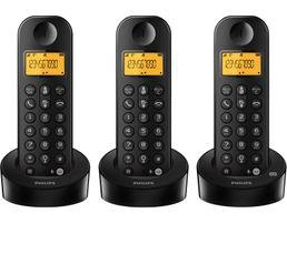 Téléphone Trio PHILIPS D1253B