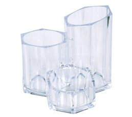 Boites De Rangement - Boîte rgt 3 compartiments Transparent