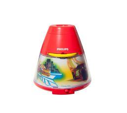 Guirlandes / Objets Lumineux - Veilleuse projecteur LED CARS Rouge