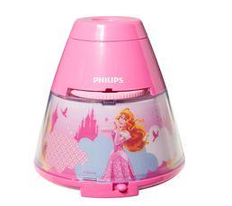 Guirlandes / Objets Lumineux - Veilleuse projecteur LED PRINCESSE Rose