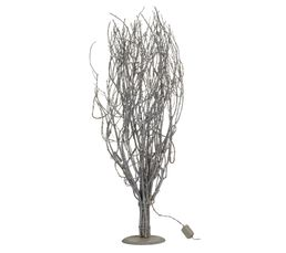 Objet Lumineux SCINTY BRANCHE H65 Argent