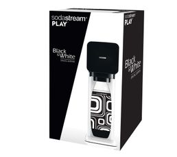 Machine � gaz�ifier SODASTREAM Play Black & White