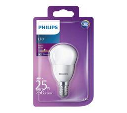 Ampoules - Ampoule LED 4W équiv 25W 250lm E14 Blanc chaud