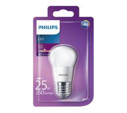 Ampoules - Ampoule LED 4W équiv 25W 250lm E27 Blanc chaud