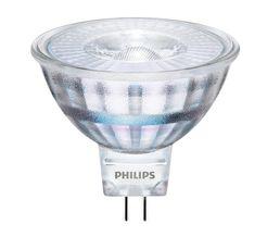 Ampoules - Ampoule LED 5W équiv 35W 230lm GU5,3 Blanc chaud