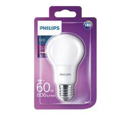 Ampoule LED 9W équiv 60W 806lm E27 Blanc chaud